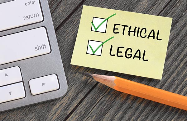 Ethics and the business of public relations image