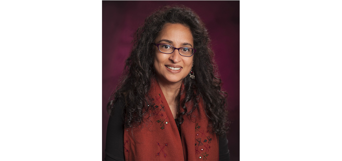AAUP Names Deepa Kumar Recipient of the 2020 Marilyn Sternberg Award