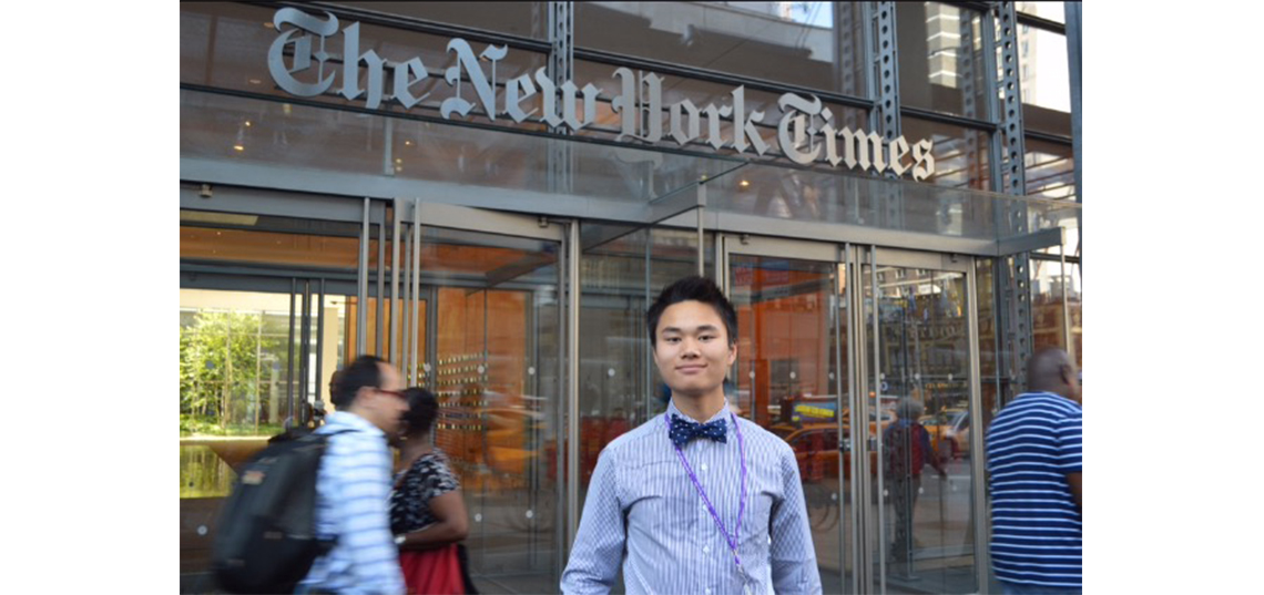 Applying JMS Lessons in the Real World: Coverage of Protest in Newark by Rising Sophomore Published