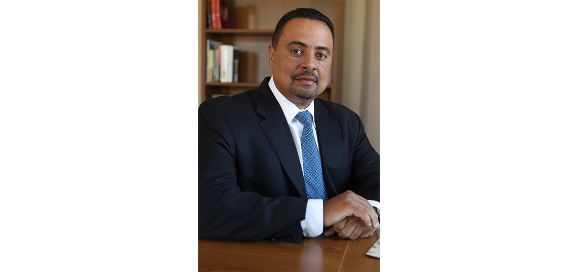 Charles Senteio Named Martin Luther King, Jr. Visiting Professor at MIT