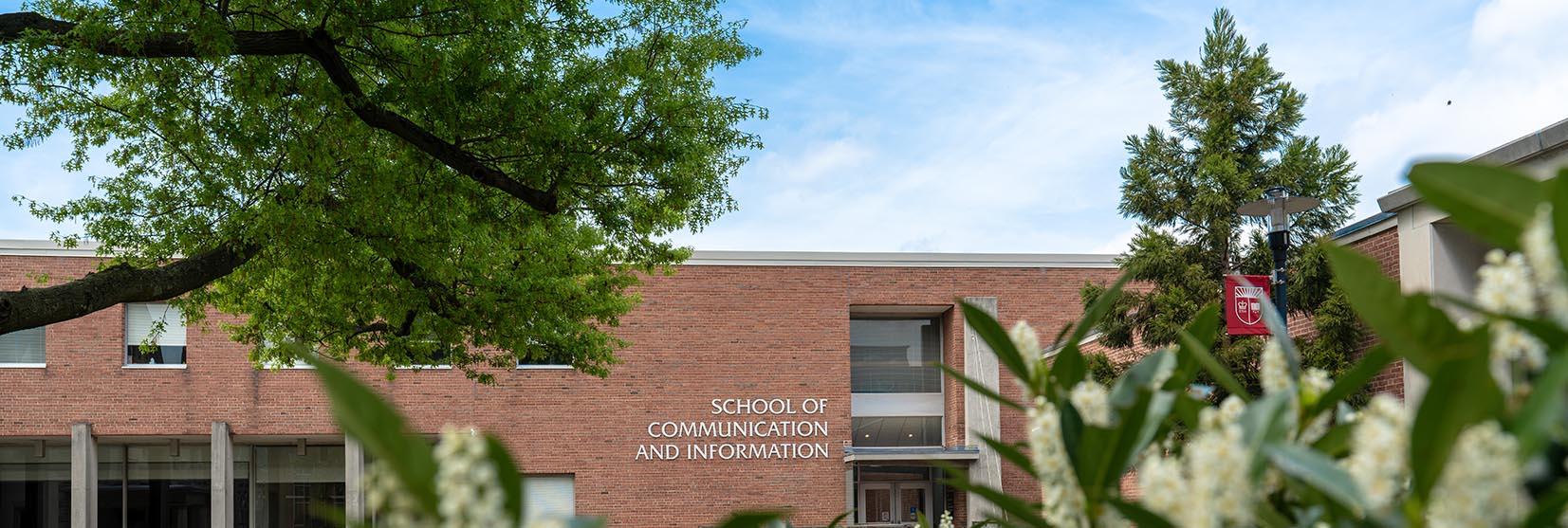 Homepage   School of <b>Communication</b> and Information   <b>Rutgers</b> ...