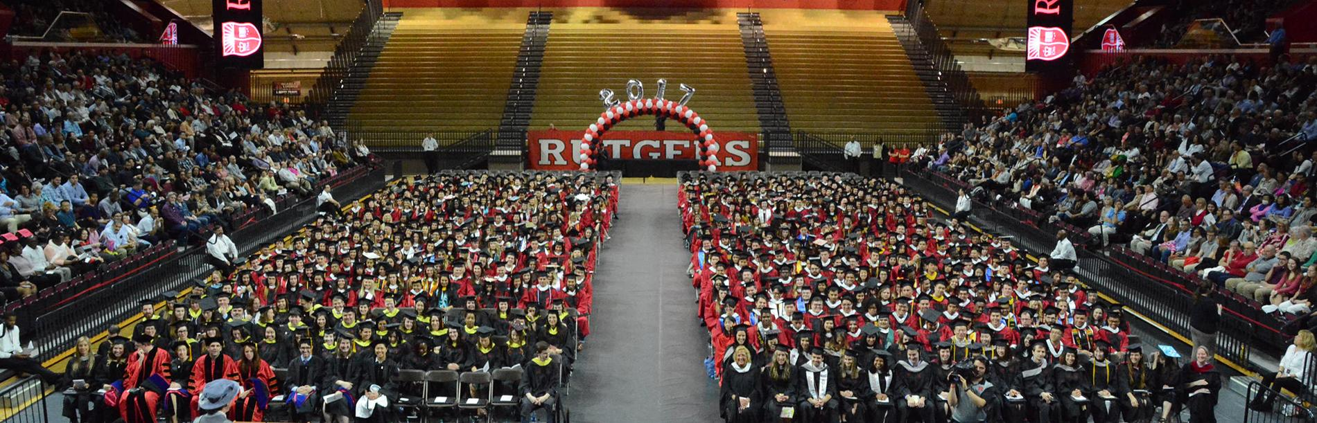 Graduation Rutgers School of Communication and Information