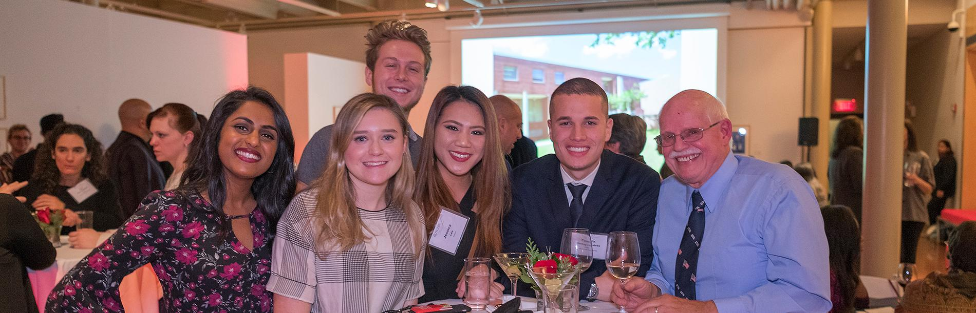 Scholarship event - Rutgers School of Communication and Information Alumni