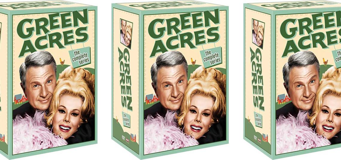 "Three SC&I Colleagues Provide Bonus Commentary for the Re-Release of the 1960s TV Show ""Green Acres."""