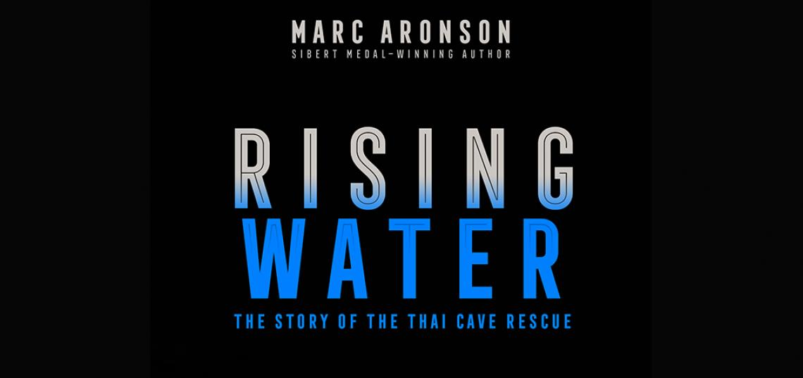 SC&I's Aronson Tapped by Simon & Schuster to Write Book On Cave Rescue in Thailand
