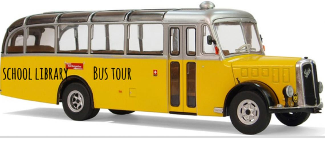 SC&I Prepares For Its Annual School Library Bus Tour On October 16-18