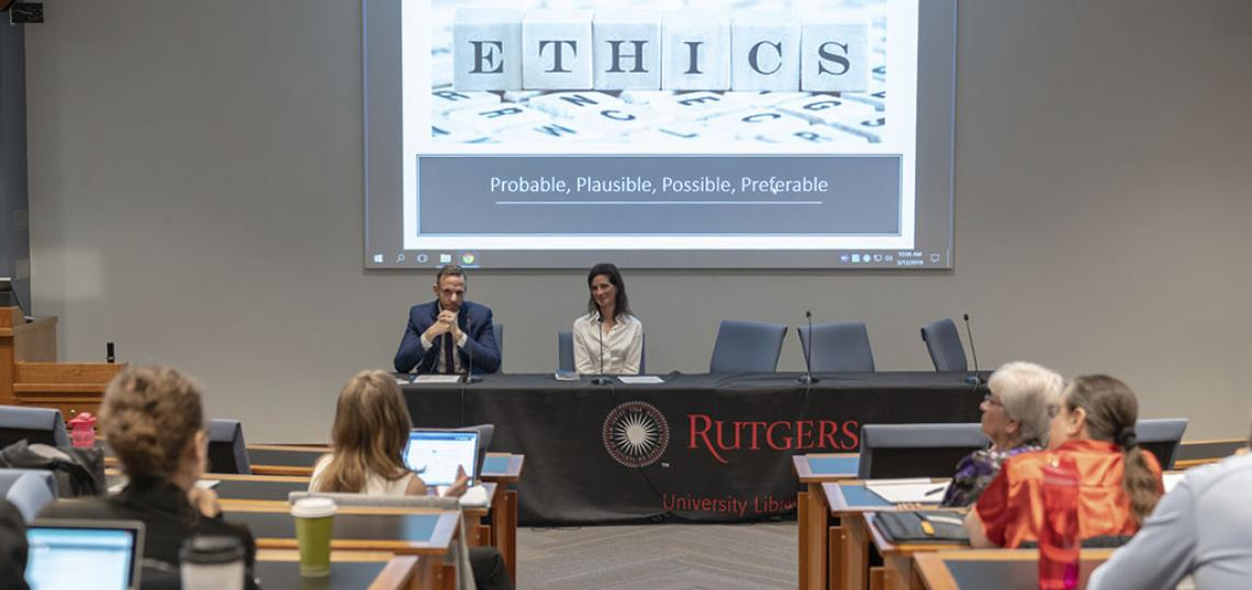 SC&I's 2019 Scholarly Incubator Focuses on Ethics