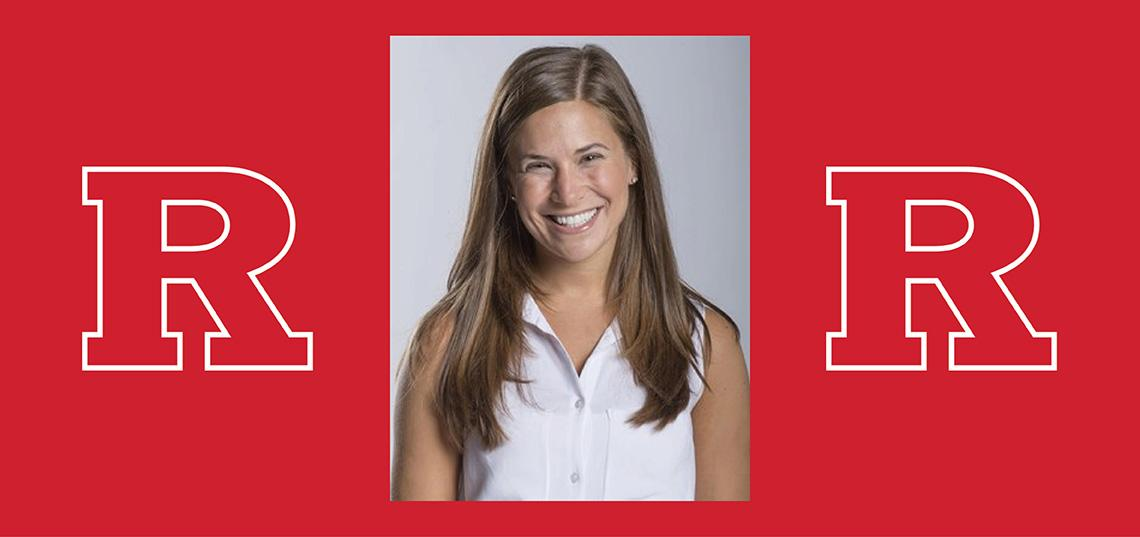 Communication Alumna Gilah Rosenberg '09 Shines as an Academic Advisor to Rutgers Athletes