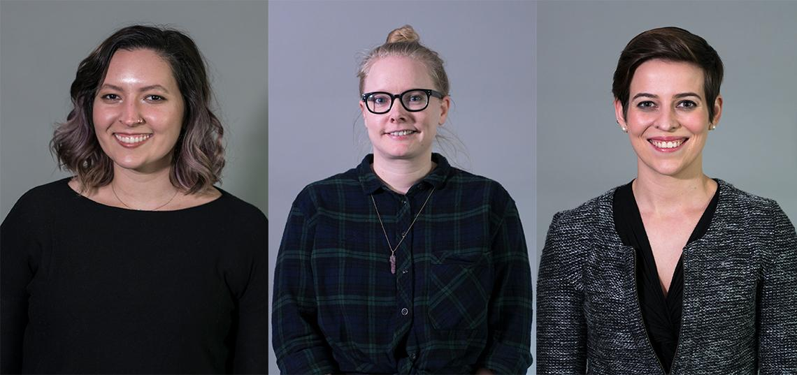 Ph.D. Award Summer Roundup: Three SC&I Students Receive National Recognition