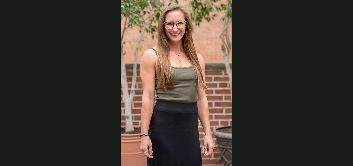 Rutgers Ph.D. Student Kaitlin Montague: Helping Promote Collaboration Between Librarians and Social Work