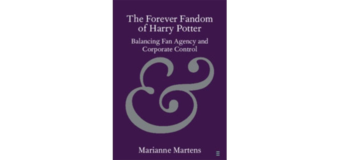 New Book by Alumna Marianne Martens '12 Explores How Harry Potter Fans Impact the Franchise's Success