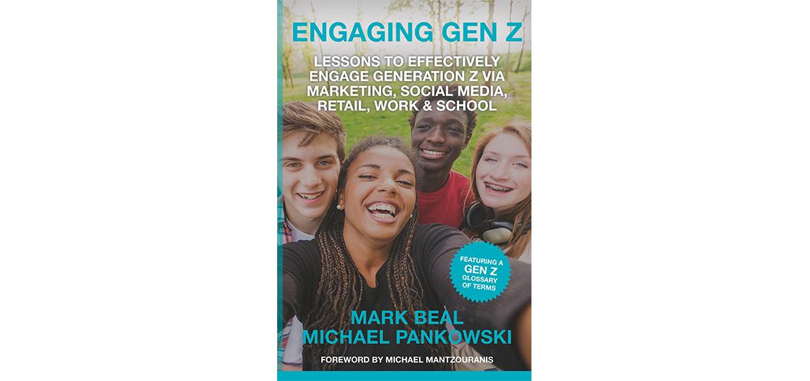 "SC&I's Mark Beal and Gen Z Harvard University Student Collaborate and Co-Author ""Engaging Gen Z"""