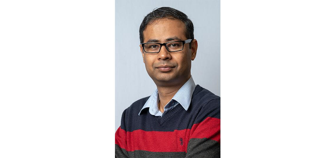Vivek Singh Awarded Two NSF Grants For COVID-19 Related Research