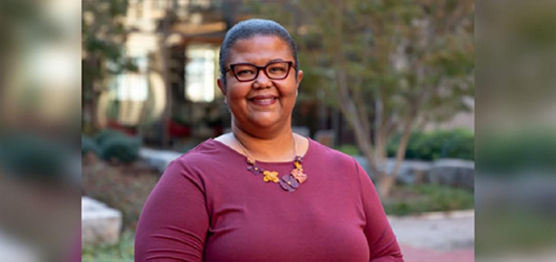 Alumna Nicole Cooke Named Recipient of the University of South Carolina's 2021 Social Justice Award