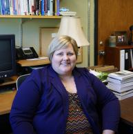 Jennifer Theiss Named New Ph.D. Director