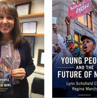 "Associate Professor Marchi Publishes New Book: ""Young People and the Future of News"""