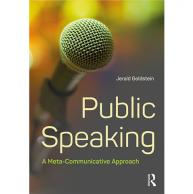 In a New Textbook, SC&I Lecturer Offers Alternative Methods to Improve Public Speaking Skills