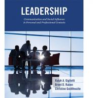 SC&I's Ruben, Gigliotti and Goldthwaite Publish New Book on Leadership