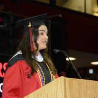 JMS Senior, Alexandra DeMatos, to Speak at SC&I's 2018 Convocation