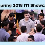 Spring ITI Showcase Features 28 Student Projects