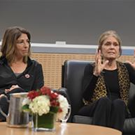 Naomi Klein, Gloria Steinem Discuss Media, Politics, #MeToo at Rutgers-New Brunswick