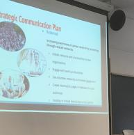 SC&I Student Teams Offer Communications Plans for the Rutgers Cancer Institute of New Jersey