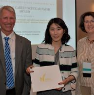 J. Sophia Fu Awarded Top Early Career Scholar Paper Award