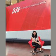 MI Student Anusha Muralidharan: Building the Next Generation of Products at ADP